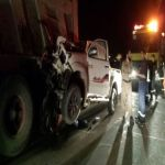 إصابة ستيني في حادث غرب الأفلاج