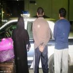 القبض على وافد يمني حاول تهريب خادمات ليلة البارحة