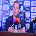 إقالة مدرب الهلال ريجيكامف وتعيين ماريوس سيبريا مدرباً للفريق الأول