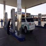 """""""التجارة"""" تغلق محطة وقود تخلط البنزين بالديزل في حوطة بني تميم"""
