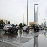 """""""الإنذار المبكر"""": أمطار على محافظات عدة بالرياض وغبار في الشرقية"""