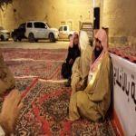 لجنة تنمية الأفلاج أحيت أمسية شعرية للشاعر راجح العجمي