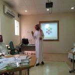 التدريب التربوي يدرب مدراء المدارس على المشروع الشامل للمناهج