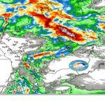 الخضاري : حالة جوية مطيرة ابتداء من منتصف هذا الأسبوع على المملكة