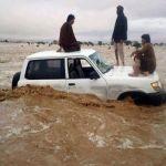 بالصور : مدني الأفلاج  يستعد بمرابطة ومساندة ويحذر من الاقتراب من الأودية ومجاري السيول