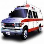 وفاة وإصابة ثمانية أشخاص في حادث مروري جنوب اﻷفلاج