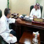 صحة الرياض تدعم مستشفى الأفلاج باستشاري أنف وأذن وحنجرة