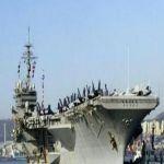 سفن حربية مصرية تقصف الحوثيين خارج مدينة عدن