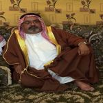 رئيس مركز الهدار يستقبل الشيخ جابر الخليفة