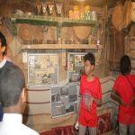 إنسان تزور المتاحف