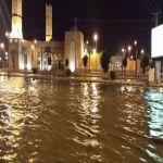 مواطنين لبلدية الأفلاج : أين مشاريع تصريف السيول