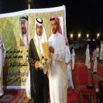 بالصور : الزميل الإعلامي حشان النتيفات يحتفل بزواجه
