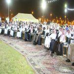 بالصور.. آل حسين يرعى حفل اختتام فعاليات مهرجان اﻷفلاج الخامس