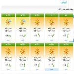 الخضاري : بمشيئة الله درجات حرارة معتدلة خلال الثلث اﻷول من رمضان