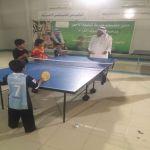الذيبان يزور نادي الملك سلمان الموسمي ويشارك طلابه الألعاب الرياضية