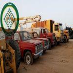 بلدية الهدار تعلن بيع رجيع معدات وآليات تابعة لها