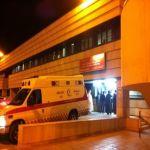 نقل مصابة سقطت من مركبة تسير بسرعة عالية لإحدى مستشفيات الرياض