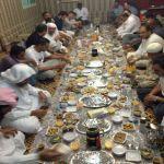إفطار جماعي لمنسوبي وأطباء المستشفى