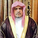الشيخ محمد بن مشنان آل مبارك مديرآ عامآ لفرع الوزارة بجازان على المرتبة الثالثة عشر