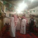 بالصور الإخبارية السعودية تزور متحف الأستاذ صالح بن فرج