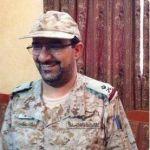 استشهاد قائد اللواء 18 اللواء الركن عبدالرحمن بن سعد الشهراني