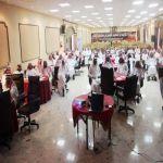 انطلاق اللقاء  الإثرائي لـ 82 مشرف تربوي بتعليم الأفلاج