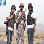 إستشهاد قائد قطاع حرس الحدود بالحرث ورجل أمن في اطلاق نار مع عناصر معادية