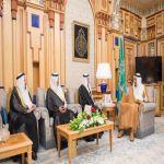 السير الذاتية لسفراء المملكة المعينين حديثاً لدى فرنسا وألمانيا والأردن والجزائر