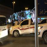حادث بين ثلاث سيارات يصرع أحدهم من أهالي الأفلاج