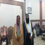 الأستاذ فارس آل وقيان يحتفل بزواج ابنه فهد
