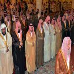 غداً صلاة الاستسقاء في جامع الملك عبدالله بالأفلاج ويتقدم المصلين وكيل محافظ الأفلاج