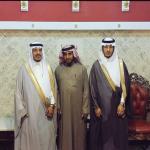 مدير تعليم الأفلاج يحتفل بزواج نجله مبارك