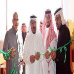 الزايد يفتتح ستة مشاريع تعليمية في الأفلاج