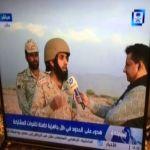 بالفيديو : من الحد الجنوبي الملازم أول فهاد العرجاني سر المعنويات المرتفعة وقوف رجال الدولة ودعاء الشعب