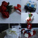 القسم النسائي بتنمية البديع يقيم ورشة عمل تغليف الهدايا