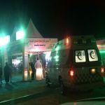 الهلال الأحمر يباشر حالة إصابة في مهرجان الأفلاج ابتهاج