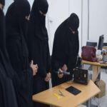 سعوديات يشكلن فرق عمل في مجال صيانة الجوال