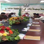 ال حسين يرأس اجتماع لجنة السلامة المرورية