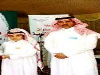 حصل على المركز الأول الطالب عبدالله الغياثات ليرفع اسم الأفلاج عالياً في  المهارات اللغوية