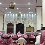 إمام وخطيب جامع بلال بن رباح يشيد بمن قام بإعادة بناء الجامع