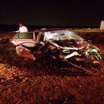 وفاة واصابات في حادث على طريق الحاير - حوطة بني تميم
