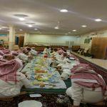جماعة جامع التوحيد تقيم الإفطار الرمضاني الأول