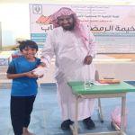 لجنة التنمية الاجتماعية الأهلية بالخالدية تفتتح فعاليات الخيمة الرمضانية