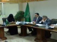 سمو الأميرة الدكتورة الجوهرة بنت فهد آل سعود ،تصفع الليبراليين بهذه الصورة