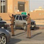 بالفيديو والصور : جهود رجال الأمن لتنظيم حركة السير