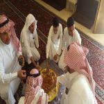 معايدة جماعة جامع التوحيد بليلى بمناسبة عيد الفطر المبارك