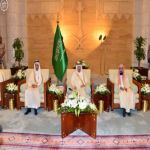 الشيخ راشد الرشود يعايد أمير منطقة الرياض