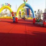 مهرجان خريف الأفلاج الترفيهي في حديقة سحاب مدينة ترفيهية متكاملة
