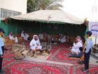 بحضور مسؤولين من إدارة التعليم (اليوم المفتوح لمدرسة عبدالعزيز بن باز الابتدائية )