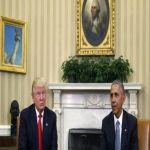 أوباما يستقبل ترامب لبحث انتقال السلطة